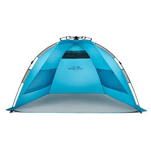 Pacific Breeze Easyup Beach Tent Best Tents
