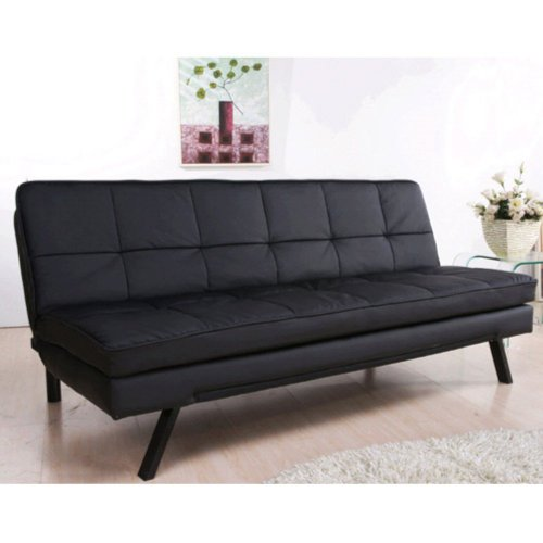 Abbyson Living Abbyson Living Heritage Leather Double ...