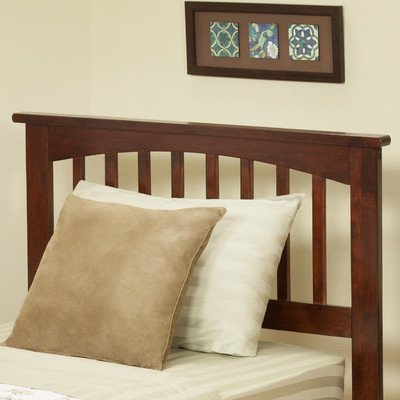 Atlantic Furniture R-187841 Mission Queen Headboard