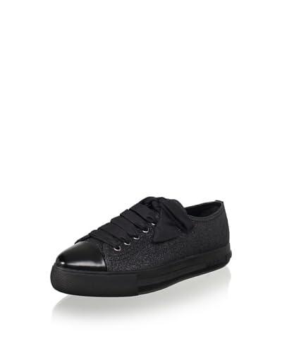 Prada Linea Rossa Women's Sneaker  - Black