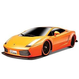 Maisto R/C 1:10 Lamborghini Gallardo Orange Color Car