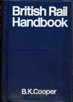 british-rail-handbook-bk-cooper