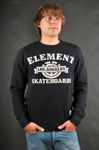 element-mesa-w1-fashion-fleece-sweatshirt-black-gr-xl
