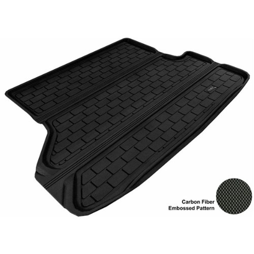 U-ACE M1TY0761309 MAXspider KAGU 3D BLACK Cargo Liner TOYOTA Review