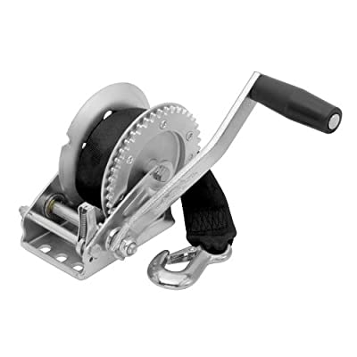 Fulton 1,100 lbs. Single Speed Winch With Strap