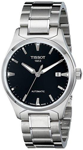 Tissot Herren-Armbanduhr T-Tempo Automatik T0604072205100