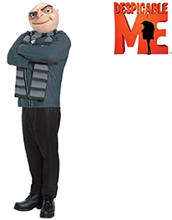 Despicable Me Gru Adult Costume One-Size (Standard)
