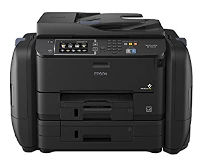 Epson WorkForce Pro WF-R4640 EcoTank Wireless Color All-in-One Supertank Printer with Fax
