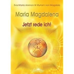 eBook Cover für  Maria Magdalena Jetzt rede ich