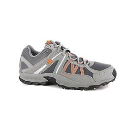 Mens Columbia Switchback 2 OT Hiking Sneakers-Grey-10
