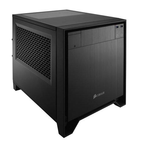 Corsair Obsidian 250D Mini ITX Case (Corsair 80mm Fan compare prices)