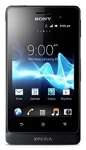 Sony Xperia Go Sport - Smartphone Libre Android 2.3.7 ( Cortex A9 de doble núcleo NovaThor(TM) U8500 de 1 GHz) color negro [Importado de Alemania]