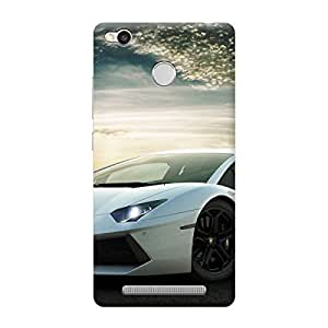 CaseLite Premium Printed Mobile Back Case Cover With Full protection For Xiaomi Redmi 3s Prime (Designer Case)
