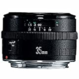 Canon EF 35mm f/2 Wide Angle Lens for Canon SLR Cameras (OLD MODEL) ~ Canon