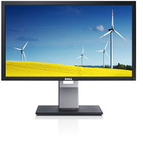 Dell Professional P2411H 24 inch Widescreen Monitor with LED