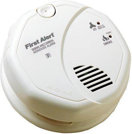 family gard smoke detector manual