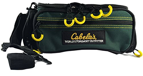 Fishing Tackle Bag Advanced Anglers(TM) with Utility Boxes (Small) (Cabelas Fishing compare prices)