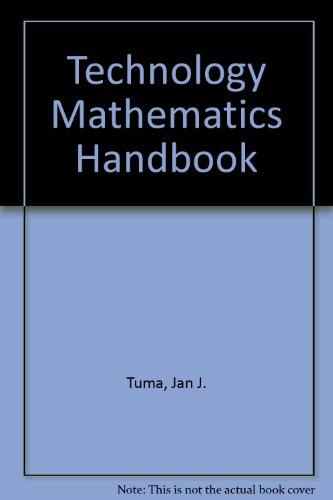 Technology Mathematics Handbook PDF