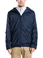 French Connection Chaqueta Screaming Pope Nylon (Azul Marino)