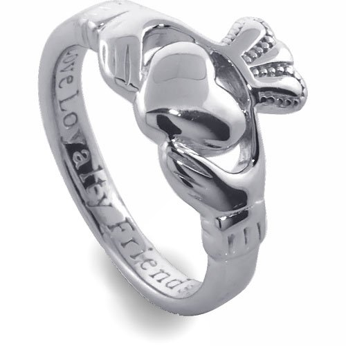 Mens Claddagh Wedding Rings 28 Inspirational Ladies Silver Claddagh Ring