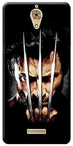 Coolpad Mega 2.5D Back Cover - (Nainz)