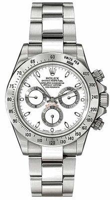 Rolex Daytona Gents Sport Watch 116520-WSO