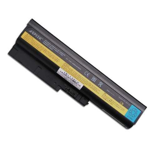 Battery for IBM/Lenovo ThinkPad R500 T500 W500 Battery Replacement 40Y6799 ASM 92P1130 (ONLY for Laptops of 14.1 & 15.0 standard screens and 15.4
