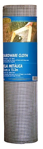 Mat Midwest Air Tech 308241B 36-Inch-by-100-Foot 1/4-Inch Mesh 23-Gauge Hardware Cloth