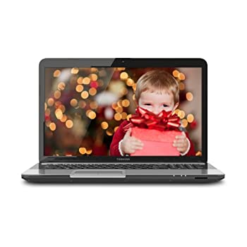 Toshiba Satellite L875D-S7343 17.3-Inch Laptop (Fusion Finish In Mercury Silver)