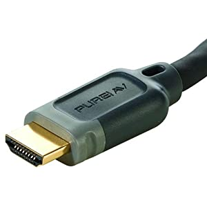 Belkin PureAV HDMI to HDMI Cable (6 feet) Bulk Packaging by Belkin Components