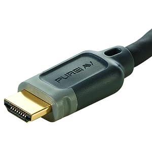 Belkin PureAV HDMI to HDMI Cable (6 feet) Bulk Packaging