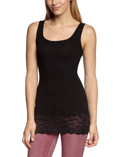 ONLY - 15072354, Top da donna, Black, Medium