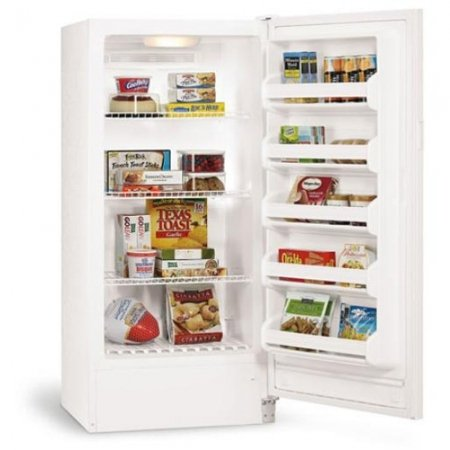Chest freezer cozy 2013 we packagedthose features in our coolest freezer styling ever for food storage thats as thoughtful as it is secure frigidaire quality leads the way fandeluxe Image collections