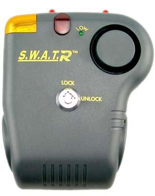 Steering Wheel Lock Alarm w/ Remote