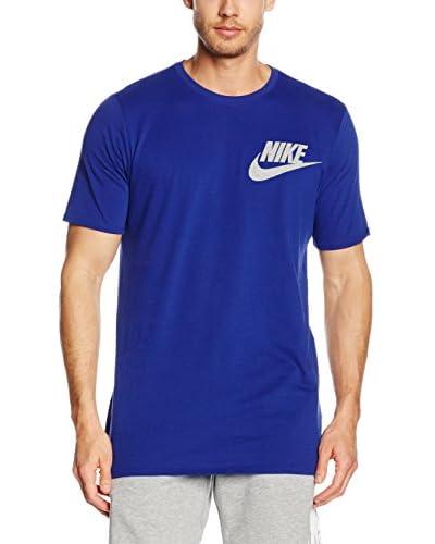 Nike T-Shirt Manica Corta Tee-Futura Drop Hem