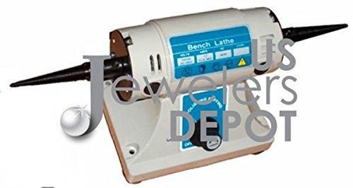 Jsp Mini Polishing Motor 110 Volts # J-100251 Mfg # Dc58 Us Jewelers Depot