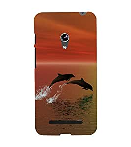 FIXED PRICE Printed Back Cover for Asus Zenfone 6