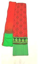BEAUVILLE VAIIBAVAM Women's Unstiched Salwar Material (BVPCUC_94_Multi_Free Size)