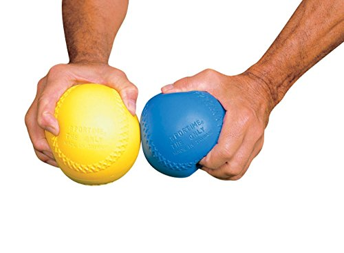 Sportime Only Ball - 16 inches - Yellow - 1