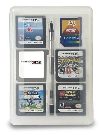 Nintendo 3DS Cartridge Storage Solution Box