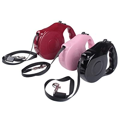 Tenflyer Retractable Pet Leash Lead for Dogs Cats Small Medium Large