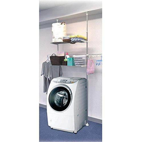 teleskopregal bad waschmaschine. Black Bedroom Furniture Sets. Home Design Ideas