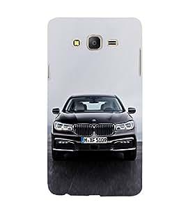 Luxury Car 3D Hard Polycarbonate Designer Back Case Cover for Samsung Galaxy On7 G600FY :: Samsung Galaxy On 7 (2015)