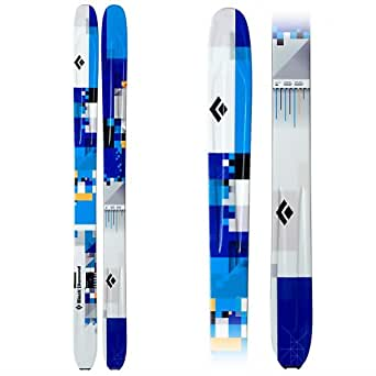 Black Diamond Zealot Skis Strong Blue 182cm