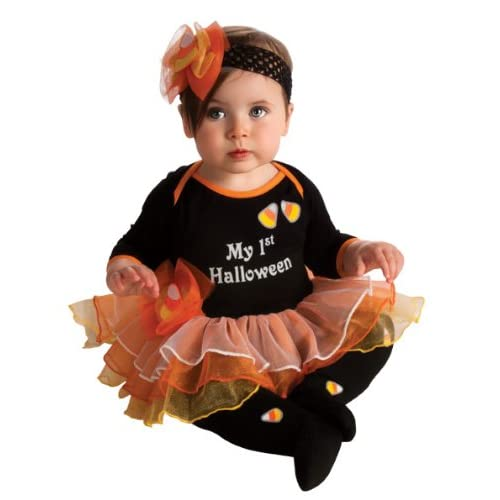 Rubies Costume My First Halloween Tutu And Onesie