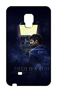 Chelsea Football Club Design - Samsung Galaxy Note Edge Mobile Hard Case Back Cover - Printed Designer Cover for Samsung Galaxy Note Edge - SGNECFCB134