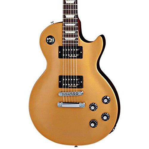Gibson Les Paul 70's Tribute Guitar Gold top dark back