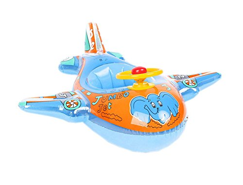 Boys Water Floats Plane Floats with Steering Wheel 37''*33''