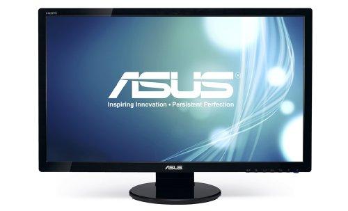 Asus VE278H 27-inch Widescreen LED Multimedia Monitor (1920 x 1080, 2ms, VGA, DVI-D, HDMI)