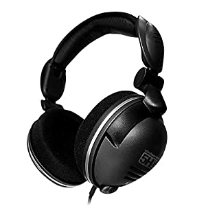 SteelSeries 5H V2 USB Gaming Headset with Virtual Surround 7.1 Sound (Black)